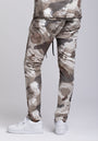 ABSTRACT PAINT PANT
