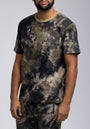 ABSTRACT PAINT SS SHIRT