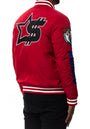 Money Teams Satin Jacket