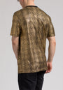 GOLD GLEN PLAID SS SHIRT