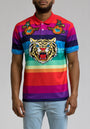 HOLLYWOOD TIGER POLO SHIRT