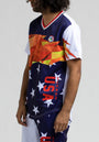 USA OLYMPIC BASEBALL SHIRT