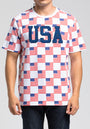USA FLAG SS SHIRT