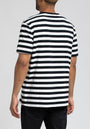 STRIPED VOLT SS SHIRT