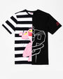 PINK PANTHER SPLIT SKETCH SHIRT