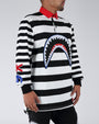 STRIPED SHARKMOUTH LS