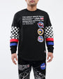 GREAT SPACE RACE LS SHIRT