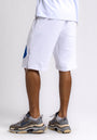 HUDSON SIDE ZIP SHORT