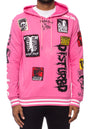 Punk Patch Pullover