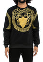 Gold Savage Crewneck