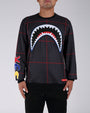 SHARKMOUTH GLEN PLAID SWEATSHIRT