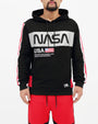 The Worm Space Classic Pull-over Hoody