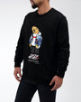 HYPE BEAR CREW NECK SWEATSHIRT