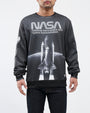 NASA SPACESHIP CREWNECK