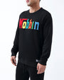 MOBBIN CREW SWEAT SHIRT