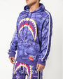 CAMO SHARK MOUTH HOODY