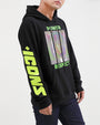FRANKLIN HEAT MAP ICONS HOODY