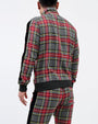 MADRAS PLAID TRACK JKT