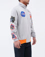 THE MEATBALL SPACE-SUITE TRACK JACKET