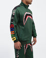 TIGER SHARKMOUTH TRACK JACKET
