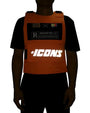 ICON REFLECTIVE VEST(841/940)-ORANGE