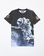 The Worm Astronauts Point of View Tee-COLOR: BLACK