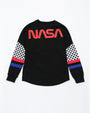 GREAT SPACE RACE KIDS LS SHIRT