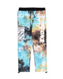 KIDS ICONS HAZARD TIE DYE PANT