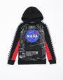 GREAT SPACE RACE MEATBALL HOODY-color: black