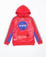 GREAT SPACE RACE MEATBALL KIDS HOODY