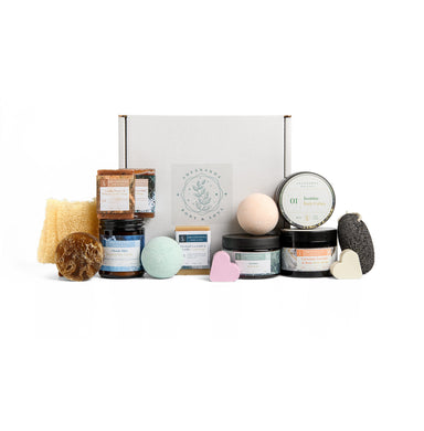 bath products gift pack