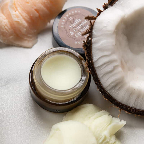 Natural Organic Lip Balm Coconut