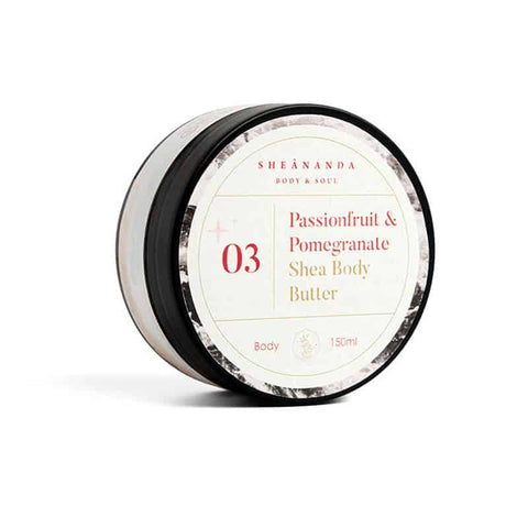 Image of Passionfruit-Pomegranate-Shea-Body-Butter