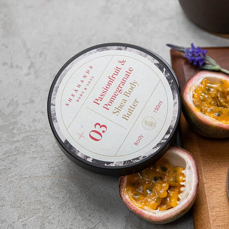 Passionfruit Shea Body Butter