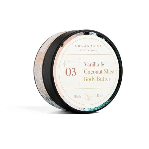 Vanilla-Coconut Shea Body Butter