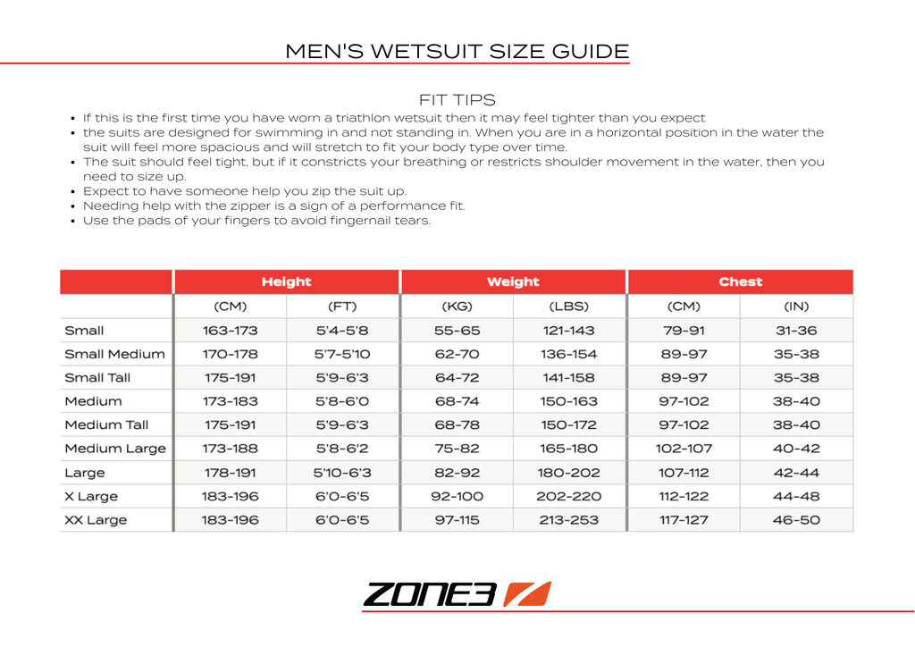 zone3-mens-wetsuit-size-guide