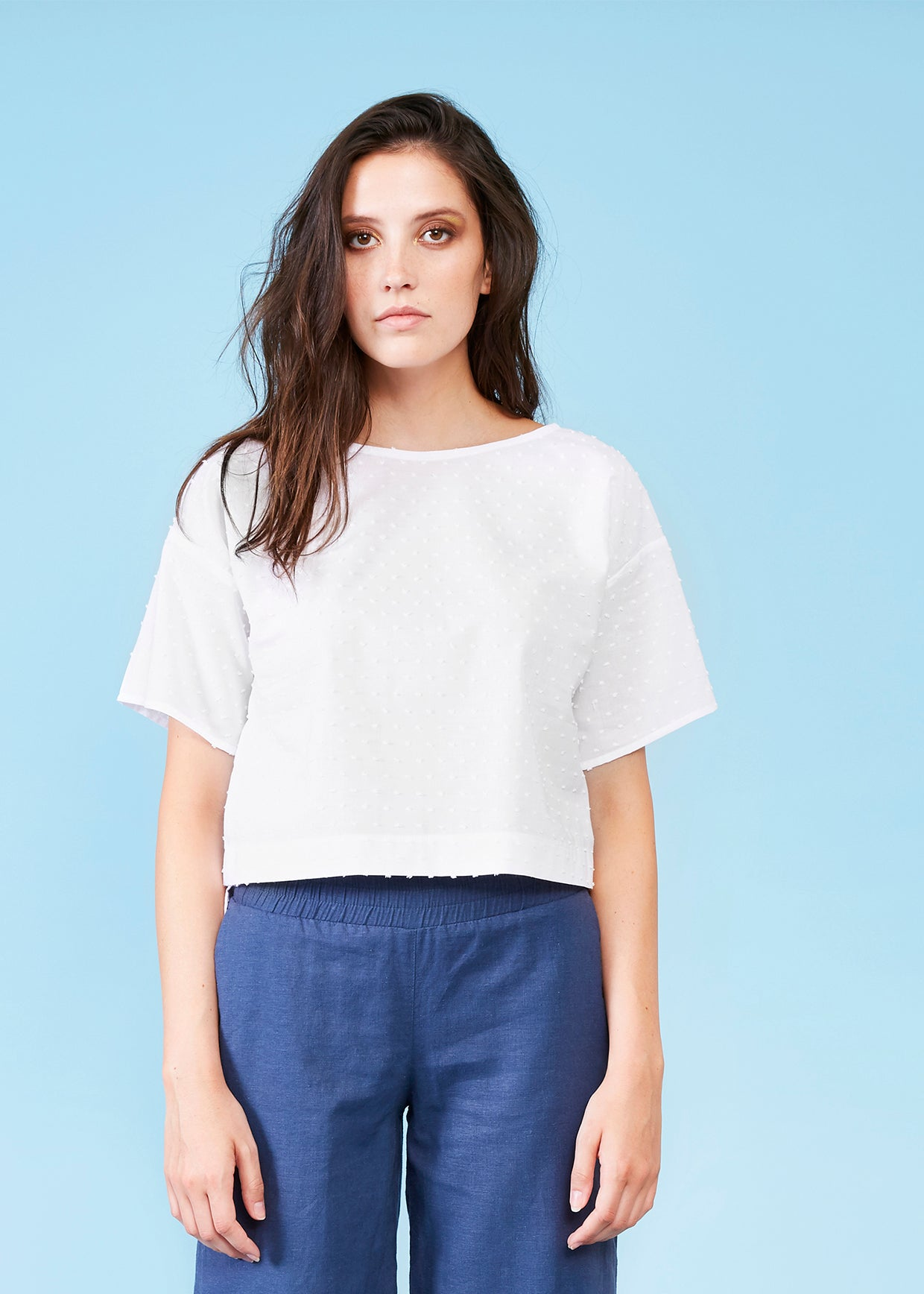 Westley Crop Top