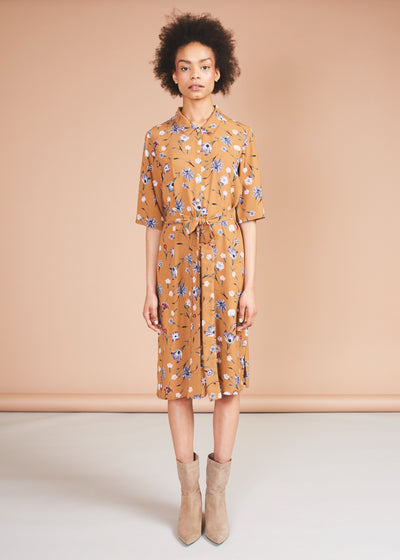 Heron Button Up Dress