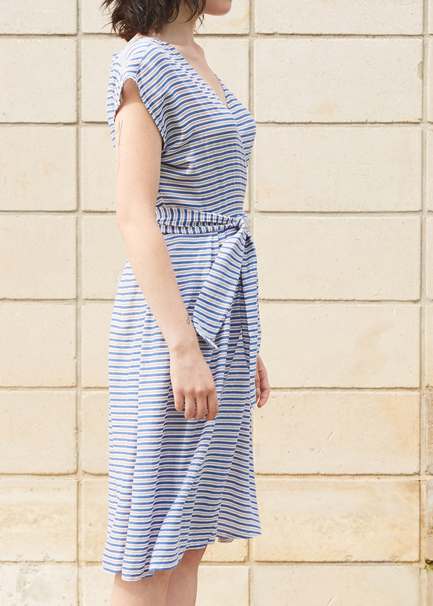 Brock Wrap Dress