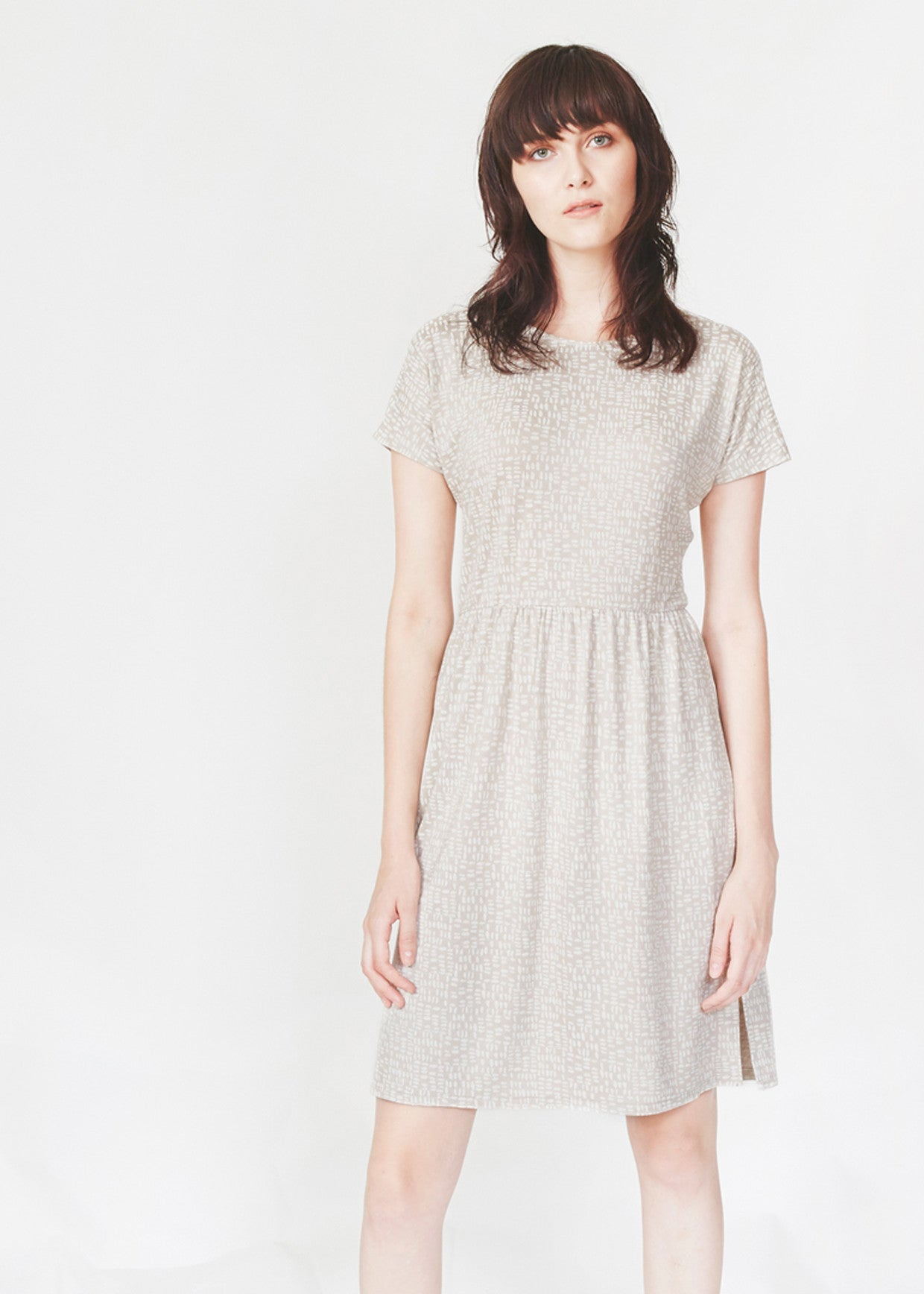 Dagg and Stacey Cut-out Jersey Dress