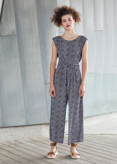 Alfie Wrap Jumpsuit