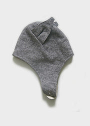 Wolf ears winter wool hat childrens fashion