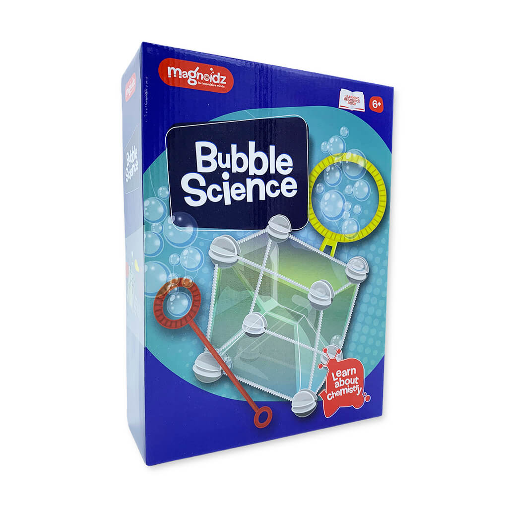 Bubble Science Kit - Steam Rocket
