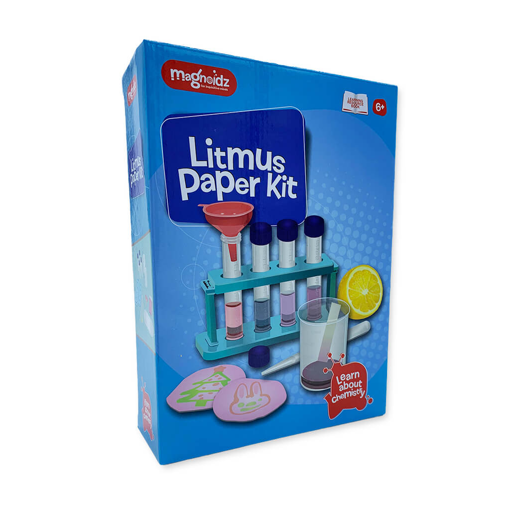 Litmus Paper Science Kit - Steam Rocket