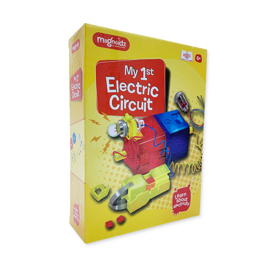 My 1st Electric Circuit Science Kit - Steam Rocket