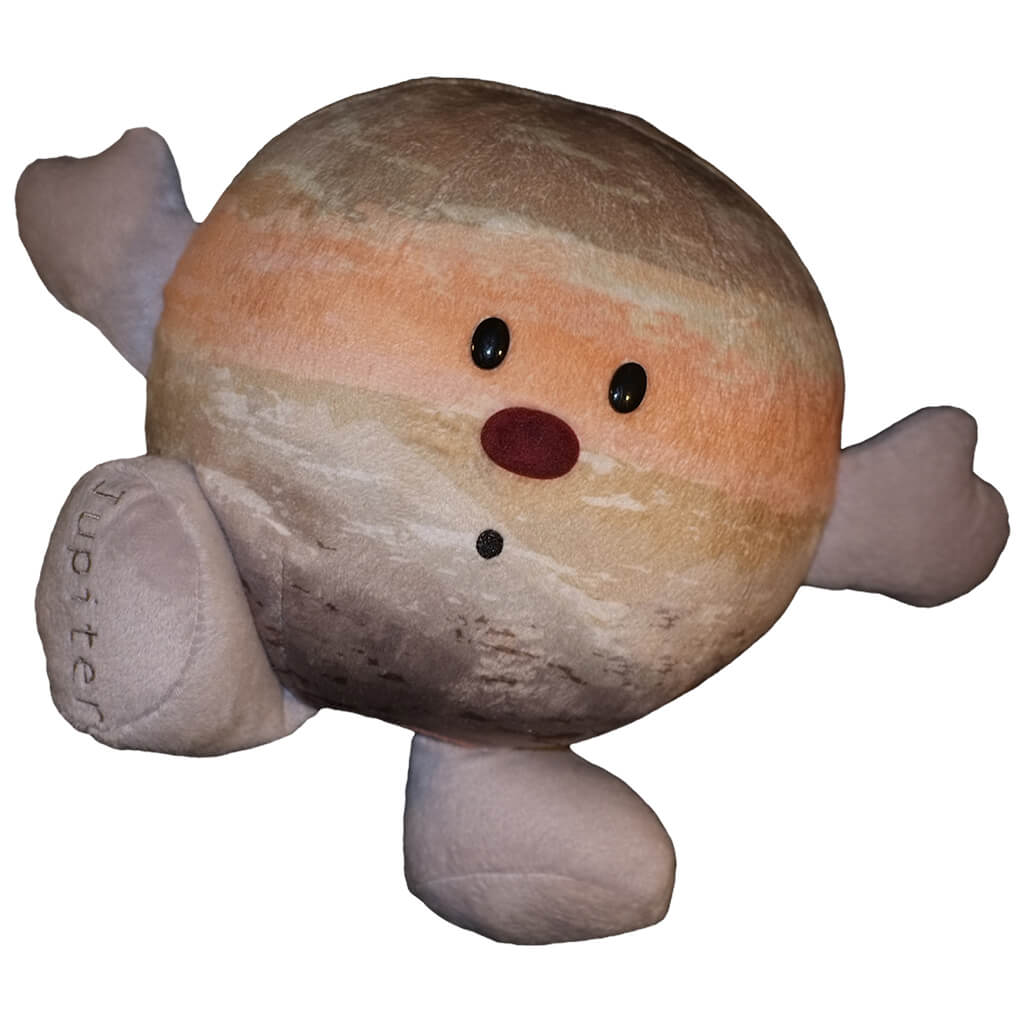 Jupiter Soft Toy - Steam Rocket