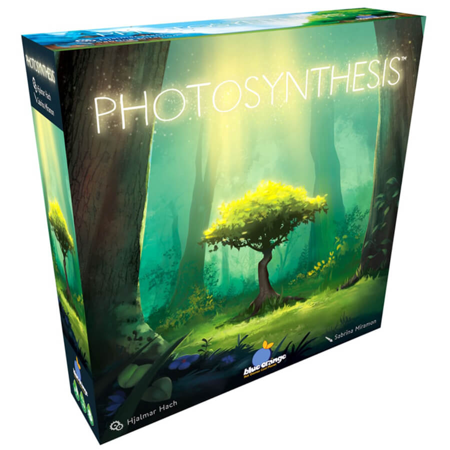 Photosynthesis Board Game - Steam Rocket