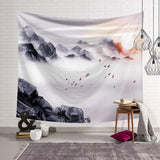 Landscape Tapestry Paint Tapestry Wall Hanging Tapestry Wall Backdrop Room Decoration Tapestry