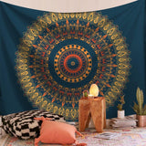 Mandala Tapestry Yoga Tapestry Wall Backdrop Room Decoration Tapestry