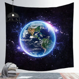 Universe Tapestry Night Starry Sky Tapestry Wall Hanging Tapestry Wall Backdrop